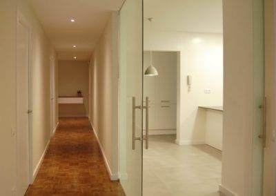 Reforma piso en Sarrià